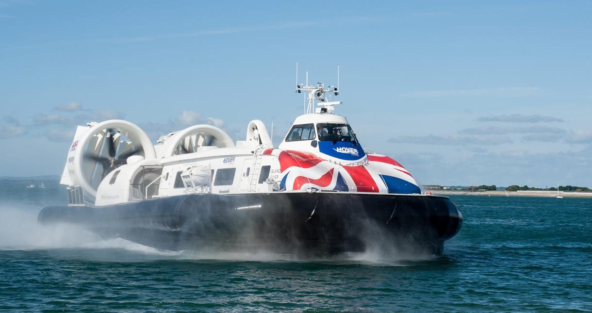 Isle of Wight Ferries - VisitIsleOfWight co uk