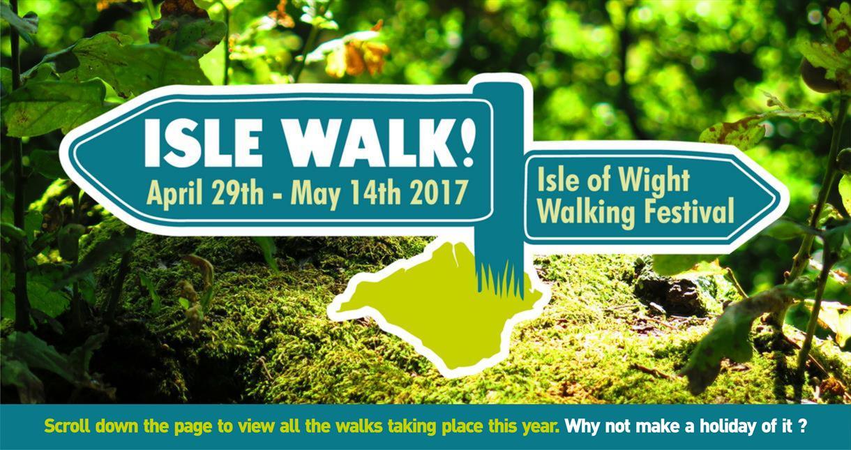Isle of Wight Walking Festival        VisitIsleOfWight co uk