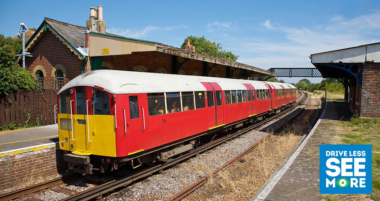 Isle of Wight Trains - VisitIsleofWight co uk