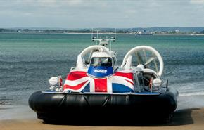 Isle of Wight Hovercraft (Hovertravel)