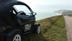 Hire a Twizy