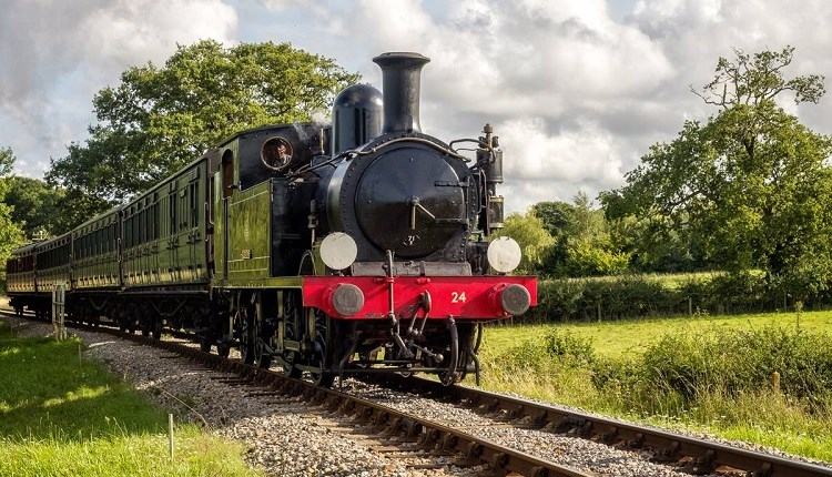 ffa72da62c07 Isle of Wight Steam Railway - HAVENSTREET - Visit Isle Of Wight