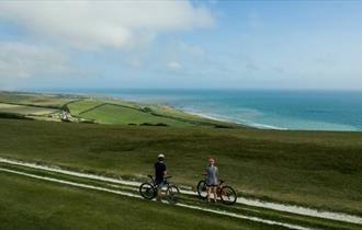 Isle of Wight, Things to Do, Health and Wellbeing, Two Elements, Coastal Bike Ride