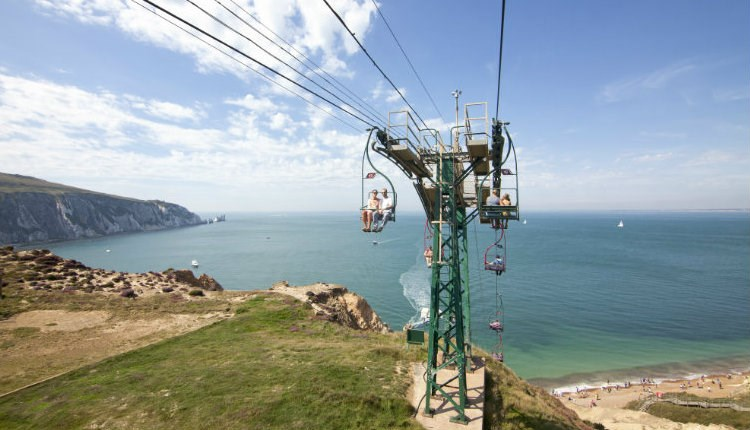 The Needles Landmark Attraction - ALUM BAY - Visit Isle Of Wight