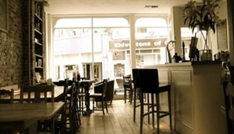 The Coast Bar Dining Room