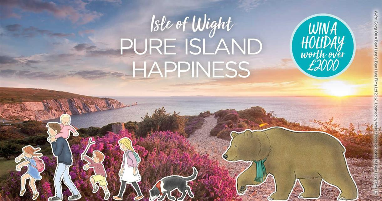Family holidays on the Isle of Wight,