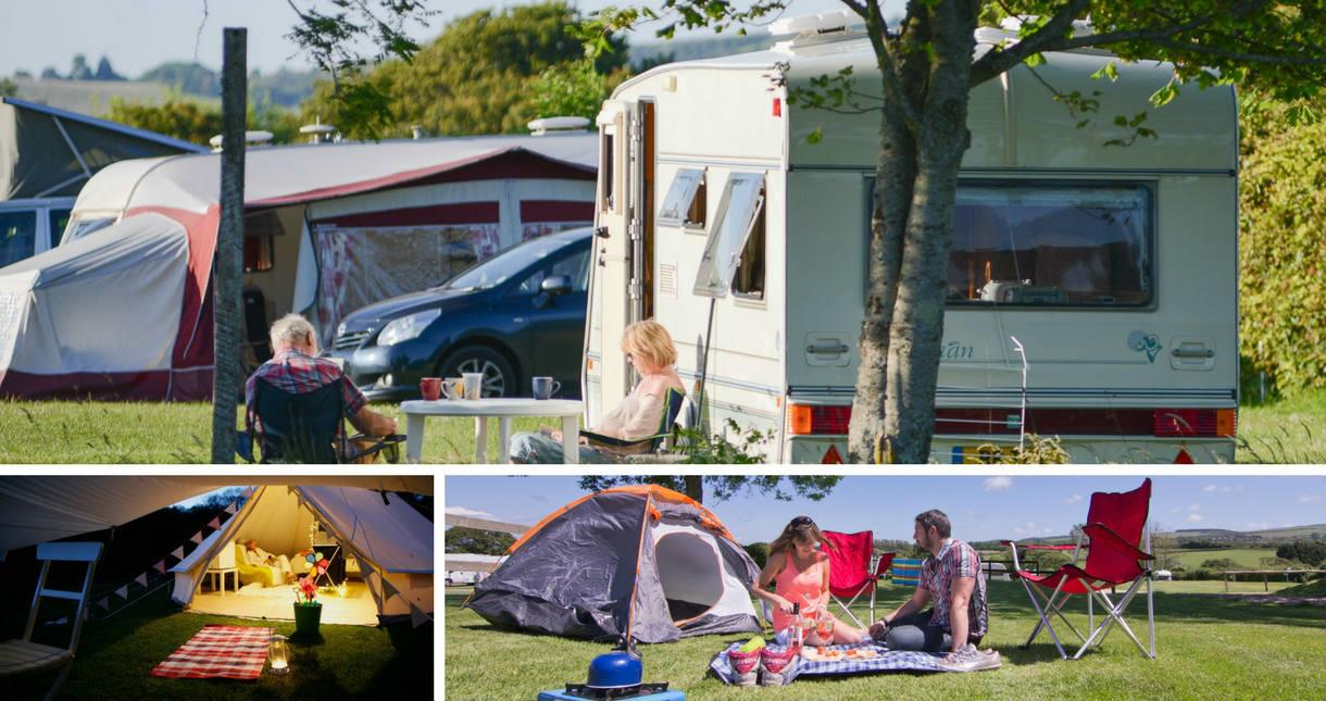 2018 Isle of Wight Camping and Caravanning Guide