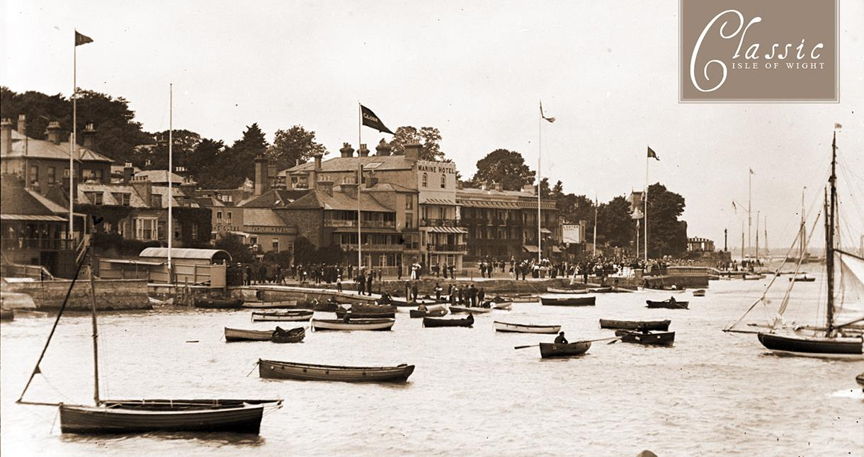 Cowes: The Home of Yachting