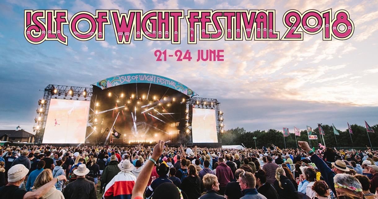 What's on on the Isle of Wight? The Isle of Wight Festival 2018