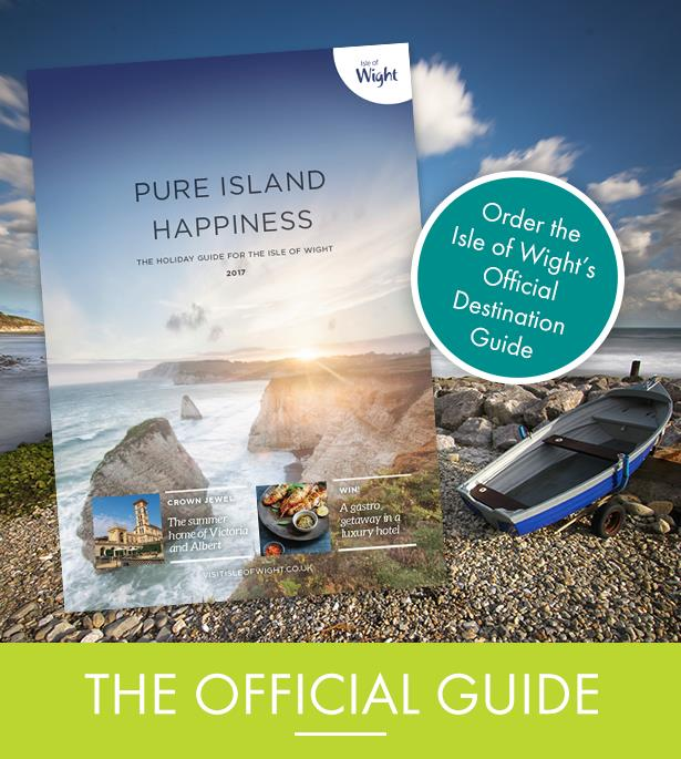 Thumbnail for Order the Isle of Wight Official Guide