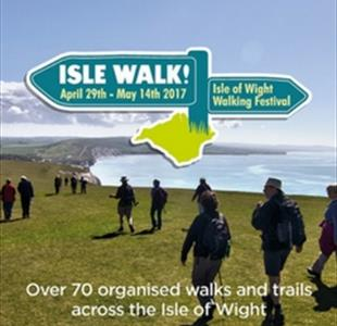 12 reasons you should take part in IsleWalk2017