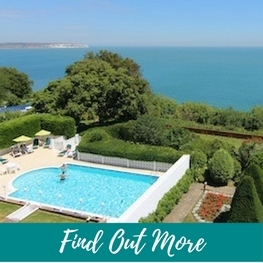 Isle of Wight Accommodation, Luccombe Hall Hotel