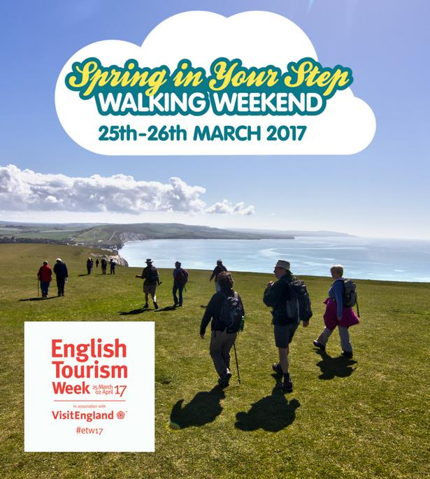 Thumbnail for Spring In Your Step Walking Weekend