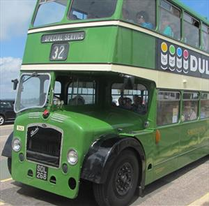 The Classic Beer, Buses and Walks is in its 5th year and is an Islandwide event.