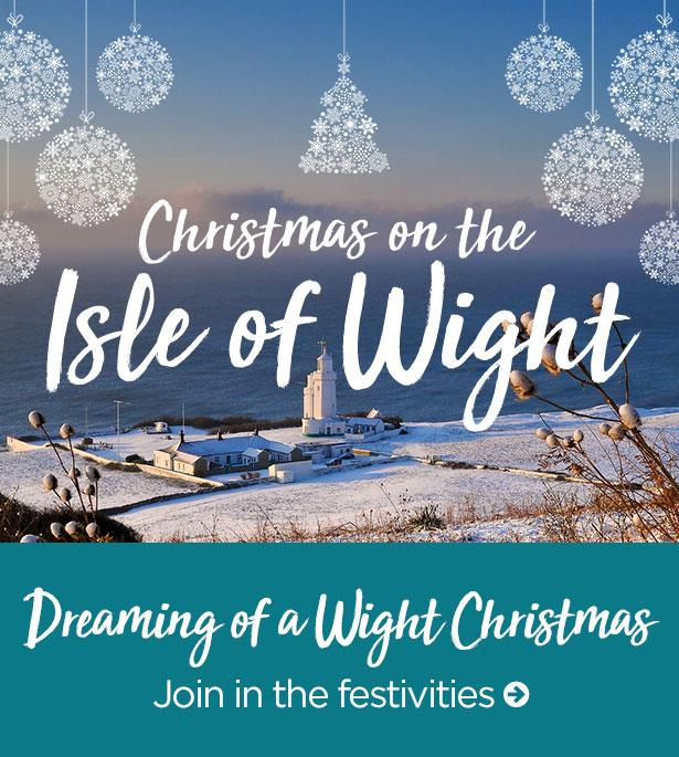 Christmas on the Isle of Wight