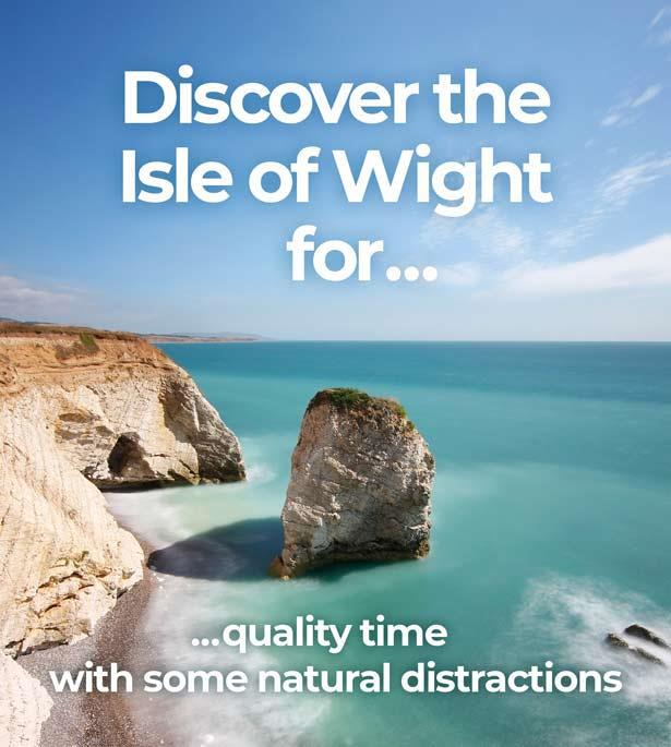 Thumbnail for Discover the Isle of Wight