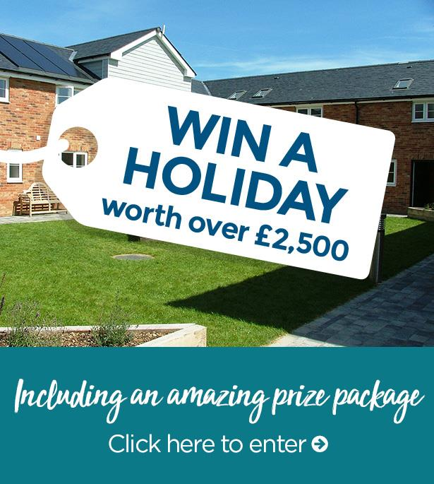 Thumbnail for Win a holiday worth over £2,500