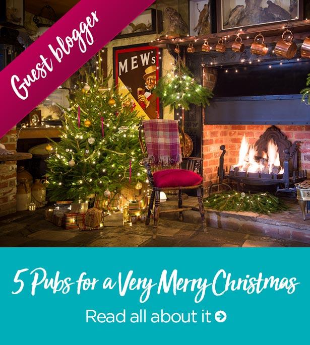 Thumbnail for Blog - 5 Pubs for a Very Merry Christmas