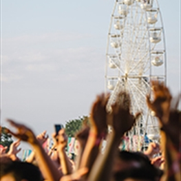 The iconic Isle of Wight Festival attracts some of the biggest rock acts on the planet!