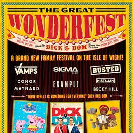 Thumbnail for Dick & Dom Present The Great Wonderfest