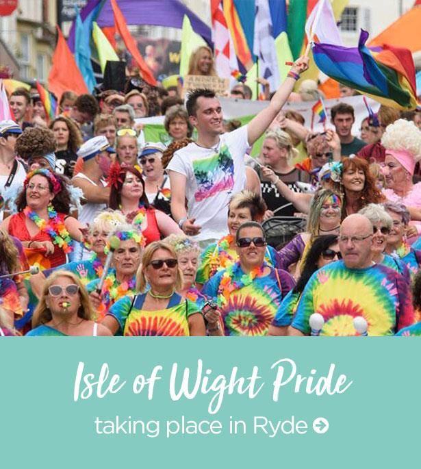 Thumbnail for Isle of Wight Pride
