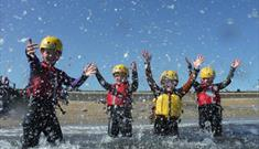 Adventure activities for kids - What's On, Isle of Wight
