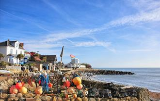 #13 - Find out why Islanders try to keep Steephill Cove a secret