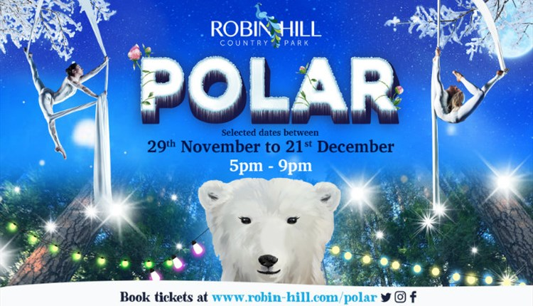 Isle of Wight, Things to Do, Robin Hill Country Park, Christmas Events, NEWPORT
