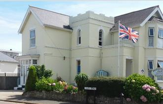 Isle of Wight, Bed and Breakfast, Accommodation, Shanklin, Isle of Wight
