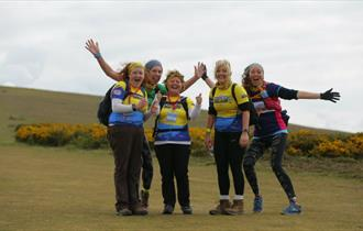 Running event, what to do on the Isle of Wight - Isle of Wight Challenge.