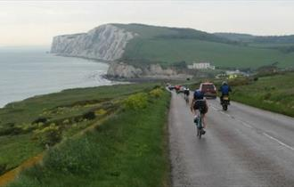 Cycling event, Isle of Wight Randonnee - what to do on the Isle of Wight