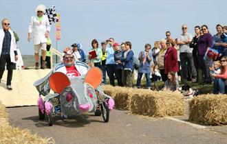 Isle of Wight, Soapbox, Things to Do, Sandown
