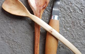 Spoon Making with Paul McCathie