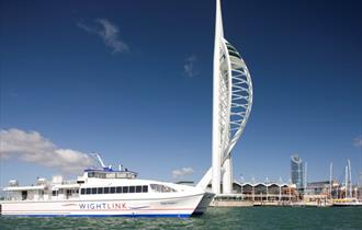 #56 - Catch the cat to Portsmouth for a day at the Historic Dockyard