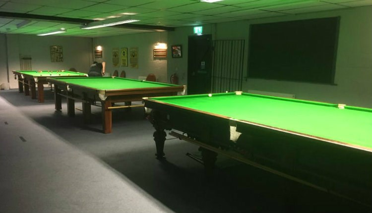Isle of Wight, Things to Do, Snooker, Pool and Bar, SHANKLIN