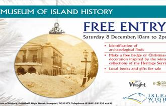 Isle of Wight, Things to Do, Christmas, History and Heritage, Museum, Free Entry
