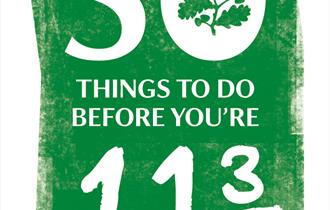 50 things to do before you're 11 3/4 at Mottistone Gardens