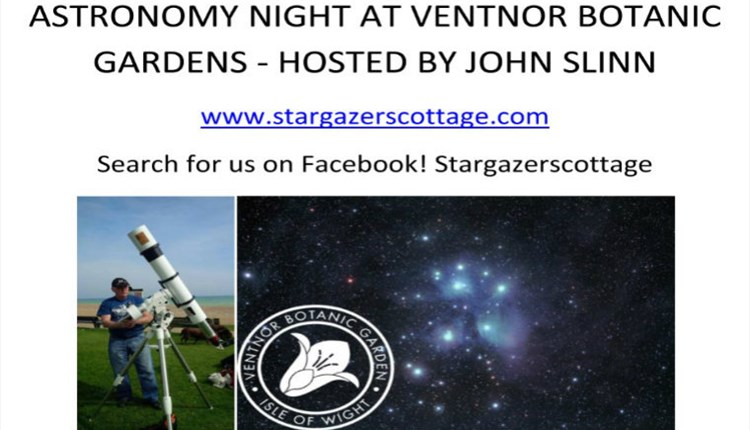 Isle of Wight, things to do, Stargazing, VENTNOR