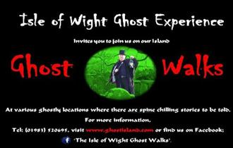 Paranormal Perambulations - Ghost Walks and IOW Ghost Experiences