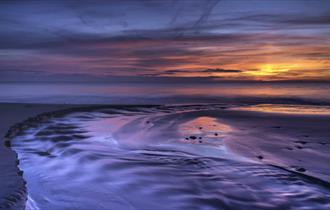 Isle of Wight, Photography Workshops/Tours, Island Wide, Attractions, Beach Sunset, Tim Wells