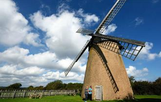 Isle of Wight, Bembridge Windmill, Things to Do, National Trust
