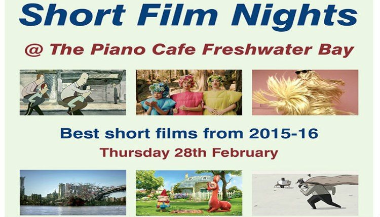 Isle of Wight, Freshwater Bay, The Piano Cafe, Film Night, Event