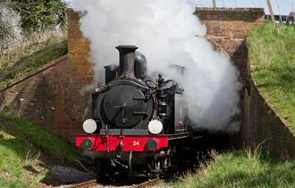 Boxing Day Specials at Isle of Wight Steam Railway