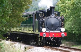 Isle of Wight, Steam Railway, Things to Do, Mothers Day events