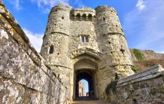 Isle of Wight, Things to Do, English Heritage,