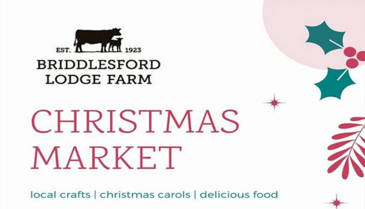 Isle of Wight, Things to Do, Christmas Market, Briddlesford Farm, RYDE