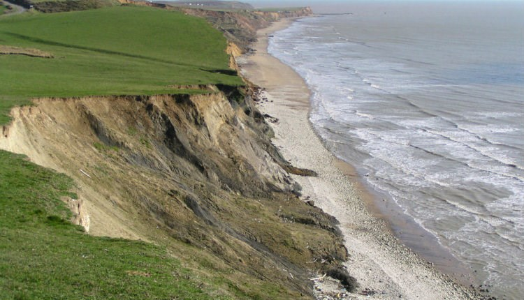 Isle of Wight, Guided Walk, Compton Bay, National Trust