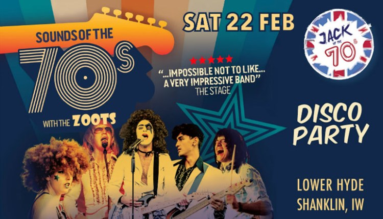 Isle of Wight, Things to Do, Jack UP the 70's, Nostalgic Disco, Shanklin