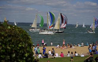 Isle of Wight, Lendy Cowes Week, Sailing, Things to Do, Events