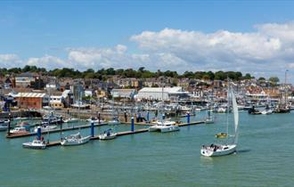 Literary Heroes Trail Cowes and East Cowes